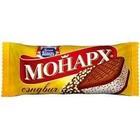 Мороженое Монарх сэндвич с шоколадной крошкой, 100 гр