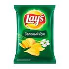 Чипсы Lay`s зеленый лук,80 гр.