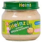 Детское пюре HEINZ нежная крольчатинка,80 гр.