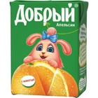 """Сок ,апельсин ,""""Добрый"""" 02,л"""