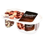 """Йогурт с хрустящими шариками в шоколаде """"Даниссимо Фантазия"""" 105 гр"""