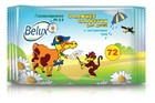 Влажные салфетки для детей Belux, 72 шт