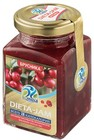 Джем низкокалорийный  Dieta-Jam, брусника ,230 гр