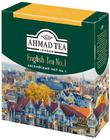"Чай черный Английский №1 ""Ahmad Tea English Tea №.1/Ахмад Ти Инглиш Ти №.1"" 100 пакетиков"