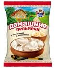 Пельмени Домашние со свининой и говядиной Русский Холодъ, 450 гр