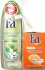 Набор FA гель для душа природная свежесть+ мыло апельсин и молочные протеины
