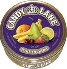 Фруктовые леденцы в железной банке Candy Lane фруктовый коктейль