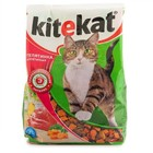 Китекат Аппетитная телятина для взрослых кошек, 350г