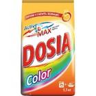 Стиральный порошок  DOSIA (ДОСЯ) color автомат и ручная стирка, 5.5 кг