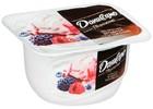 Даниссимо творожный со вкусом ягодное мороженое 130 гр