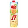 """Сок J7 """"Фрукты целиком"""" яблоко 0,97 л"""