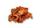 Уши свиные со специями и пряностями копчено-вареные.
