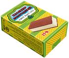 Мороженое Вологодский пломбир брикет в шоколадных вафлях 90 гр