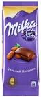 "Шоколад молочный,цельный миндаль,""Milka"",90 гр."