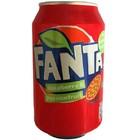 Fanta Raspberry & passionfruit ,(малина ,апельсин и маракуйя) газированный напиток 0,33 л.