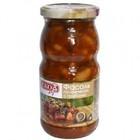 Фасоль с грибами по-гречески ЕКО 510 гр