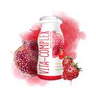 Напиток кисломолочный Vita-Complex гранат- земляника 1,5% 0,1 л Агрокомплекс