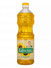 """Масло подсолнечное нерафинированное """"Алёнушка"""", 1л"""