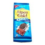 "Шоколад молочный ""Alpen Gold"",орео.90 гр."