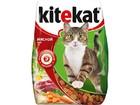Корм для кошек сухой КИТИКЕТ мясной пир, 350г