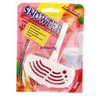 Очиститель для унитаза Snowter цветочный  40 гр