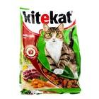 Kitekat мясной пир для взрослых кошек, 1,9 кг