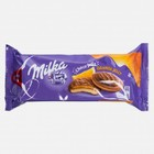 Milka Choco Jaffa orange jelly(печенье с апельсиновым желе в молочном шоколаде),147 гр