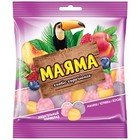 """Жевательный мармелад """"Маяма"""" со вкусом малины,черники и персика 70 гр"""