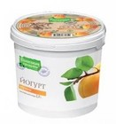 """Йогурт  абрикос  """"Полезные продукты"""", 450 гр."""