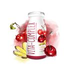 Напиток кисломолочный Vita-Complex вишня -черешня-имбирь  1,5% 0,1 л Агрокомплекс