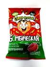 """Карамель со вкусом клубники """"Бомбическая"""" супер взрыв 1 шт"""