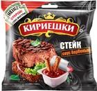 """Сухарики ржаные соленые """"стейк с соусом барбекю"""" """" Кириешки""""60Г."""