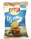 """Чипсы Lay's """" Из печи"""" нежный сыр с зеленью  85 гр"""