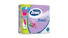 Туалетная бумага Zewa Plus белая с ароматом сирени 4 рулона 2 слоя
