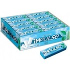 Жевательная резинка Импульс со вкусом мяты  14 гр